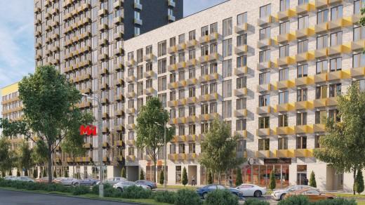 Открыто бронирование квартир в ЖК «Москвичка»