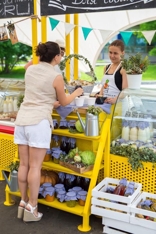 24-25 сентября Праздник Урожая на Летнем рынке «Фермерия» ВДНХ