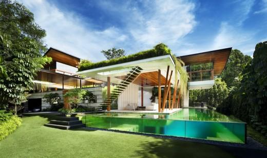 Три самых красивых дома в мире