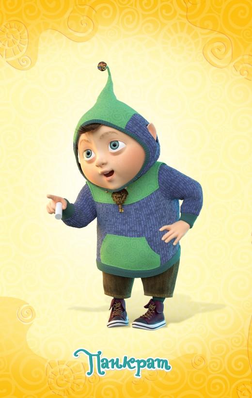 Канал Disney представляет новый российский мультсериал «Джинглики»