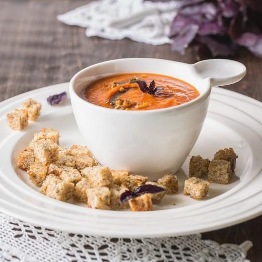 Горячие супы