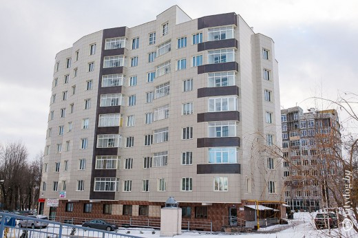Купить квартиру в новом доме в Минске можно по доступной цене