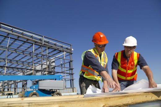 О комплексном снабжении строительных объектов