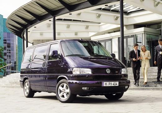 Основные неисправности VW Transporter