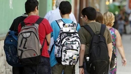 Школьные рюкзаки для старшеклассников