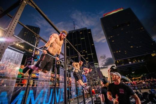 Кроссфит фестиваль соберет на одной площадке лучших атлетов Москвы и Подмосковья