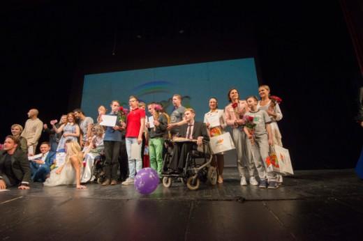 Сценаристам проекта «Театральная перспектива» TOY RU вручила подарки