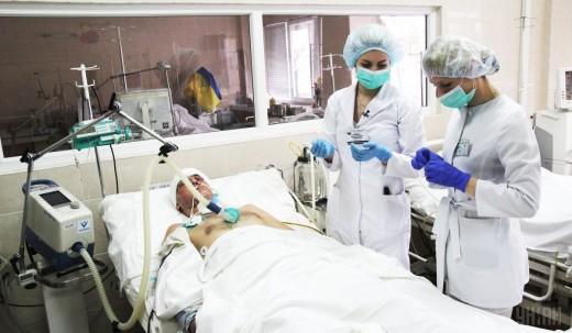 Военная медицина Украины сегодня