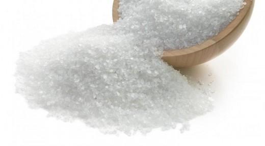 Виды соли пищевой