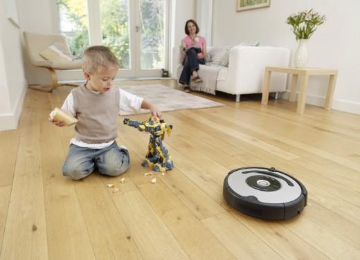 Робот-пылесос - мечта для многих