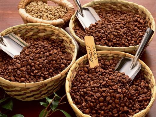 Где представлены самые лучшие сорта кофе?