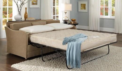 Диваны-кровати: многообразие моделей и характеристик