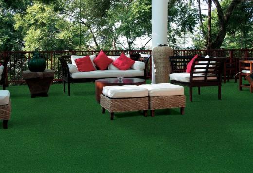 Что такое искусственный газон, и как он используется?