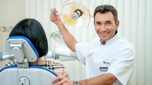 Поиск стоматологии в Интернете
