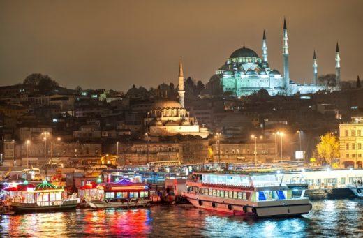 Стамбул – город контрастов