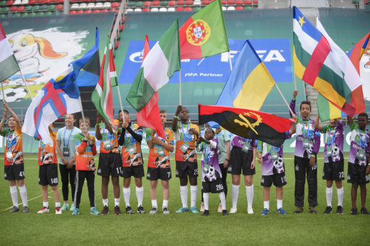 Более 800 специалистов работали над проектом «Футбол для дружбы» 2018