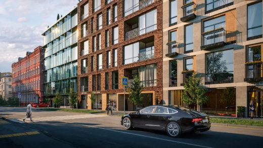 Главстрой: 93% клиентов бизнес-класса покупают квартиры для постоянного проживания
