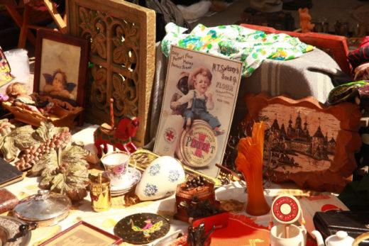 Городской блошиный рынок откроется в Музее Москвы 28 и 29 июля