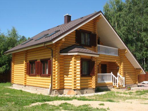 Дом из кирпича или из бруса? Что влияет на выбор
