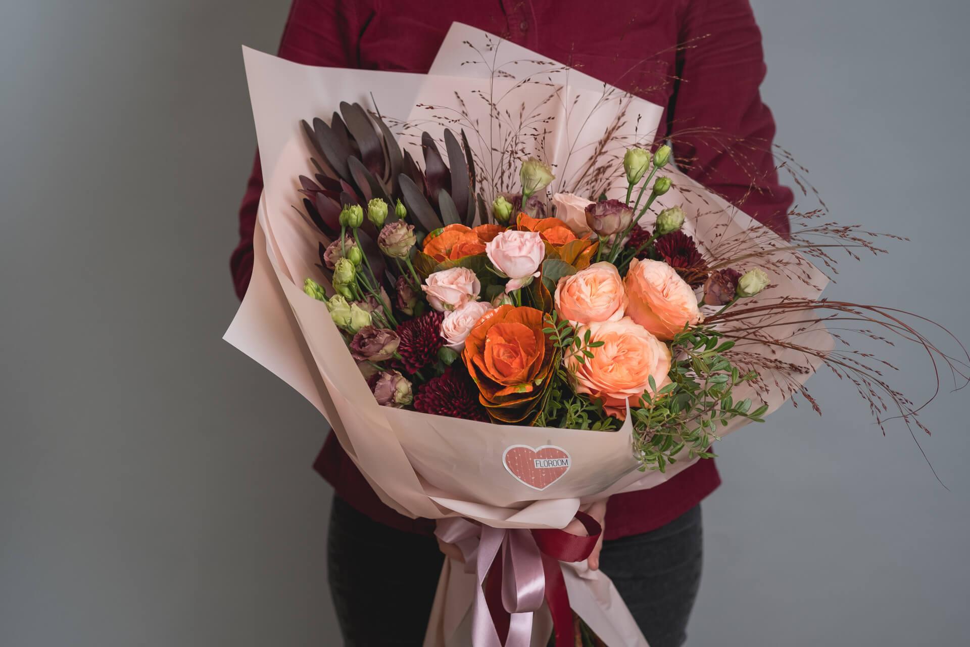 Свадебные, заказ и доставка цветов и подарков