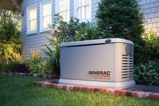 Генератор как способ решения проблемы с электричеством в частном доме