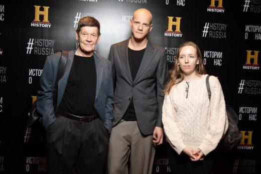 Первый российский проект телеканала HISTORY стал обладателем премии «Большая Цифра»