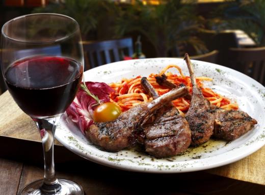 Советы от школы сомелье: Вино к мясу