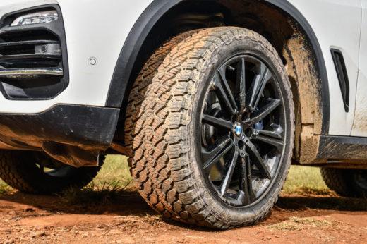 Шины General Tire рекомендованы для BMW X5