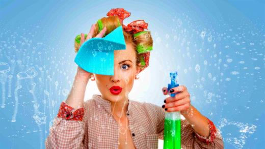 Уборка квартиры за 30 минут - что вам понадобится?