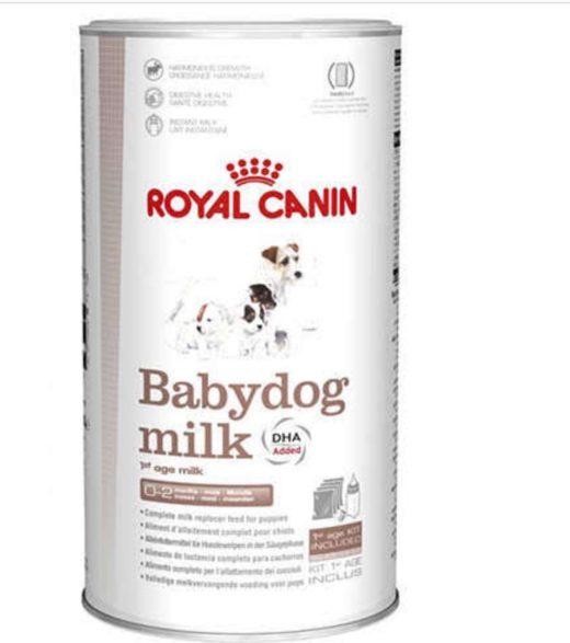 Стоит ли покупать заменители молока для щенков?