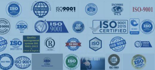 Сертификаты ISO в России
