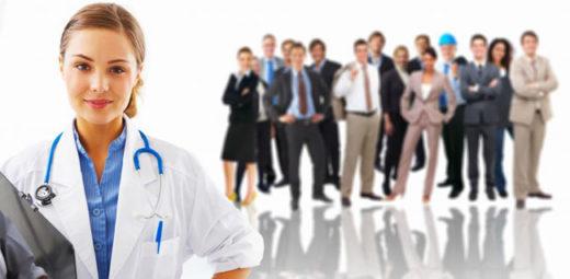 Здоровье ваших сотрудников – забота Поликлиники.ру.