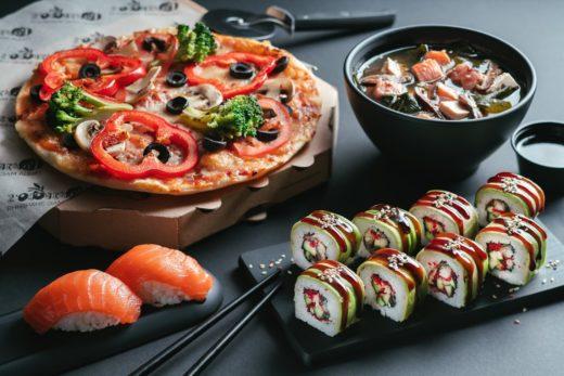 Пиццерия Инь-Янь - доставка пиццы,и суши на дом