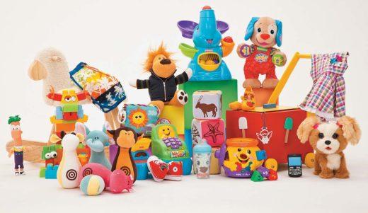 Детские игрушки от ТК «Мария» — сказка наяву