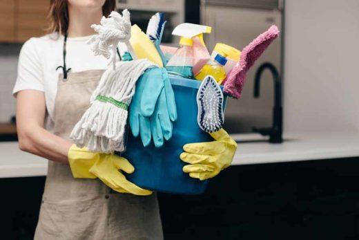 Как облегчить уборку?
