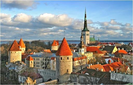 Туристическое очарование Эстонии