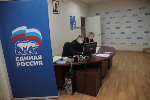 Продуктовые наборы жителям Фрунзенского района Санкт-Петербурга доставил Михаил Романов