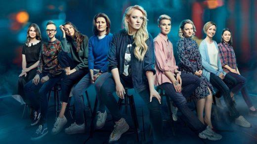 Впервые в Москве женский стендап пройдет в нижнем белье