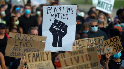 Движение Black Lives Matter претендует на победу в номинации «Человек года» по версии Time