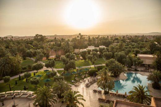 Отдых на курорте Club Med Marrakech -La-Palmeraie в Марокко