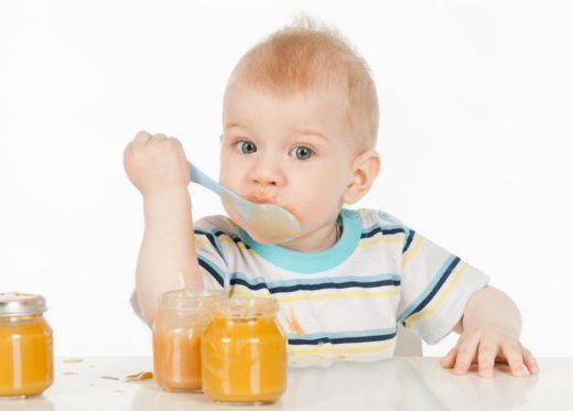 Детское питание не содержит питательных веществ