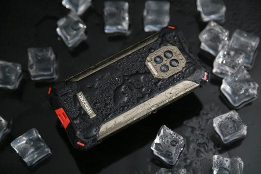 Новый сверхпрочный смартфон DOOGEE S86 поступил в продажу в России