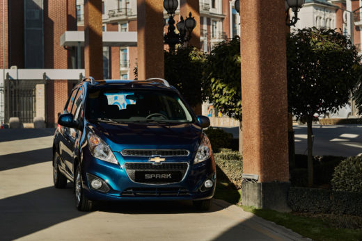 Chevrolet Spark - приятный сюрприз