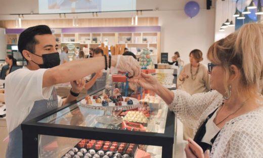 В Москве появился рай для ценителей сладкого – Sweet Market