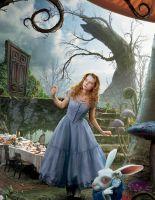 """""""Алиса в стране чудес"""" Тима Бертона"""