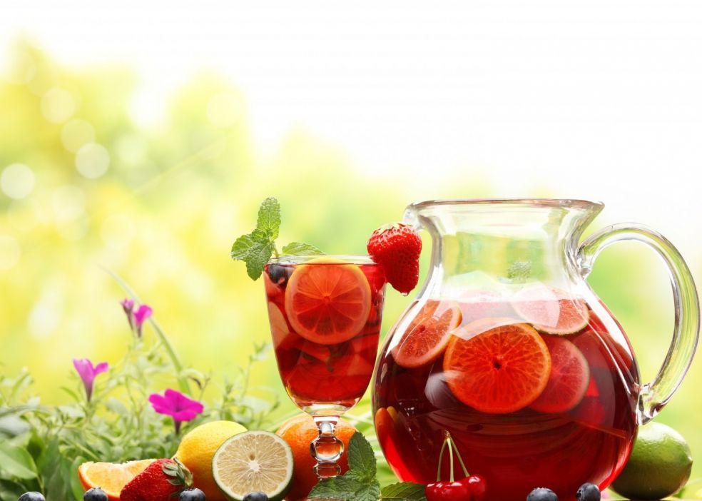 ТОП-5 напитков, которые лучше всего утоляют жажду