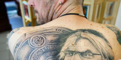 Татуировка — подсудное дело