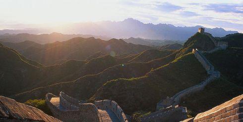 Великой Китайской стены стало больше
