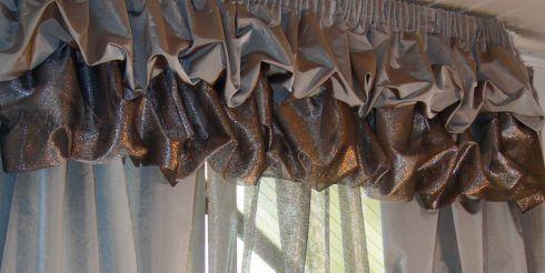 Вешаем шторы и тюль правильно