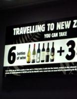 Алкоголь на борту самолета, несколько советов
